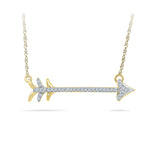 Cupid's Love Diamond Necklace