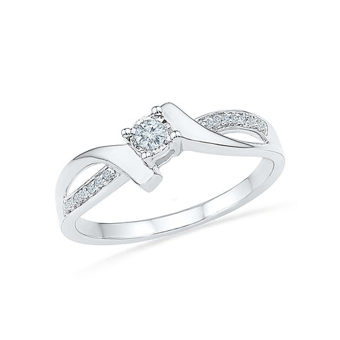 Dearly Beloved Diamond Engagement Ring