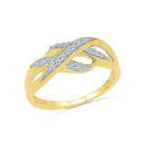 Fancy Frolic Everyday Diamond Ring