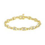 Shine Brighter Diamond Bracelet