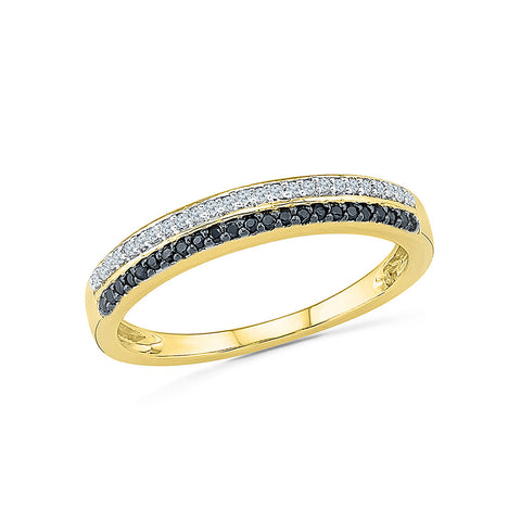 Spark Diamond Band Ring
