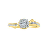 Allure Florette Diamond Ring