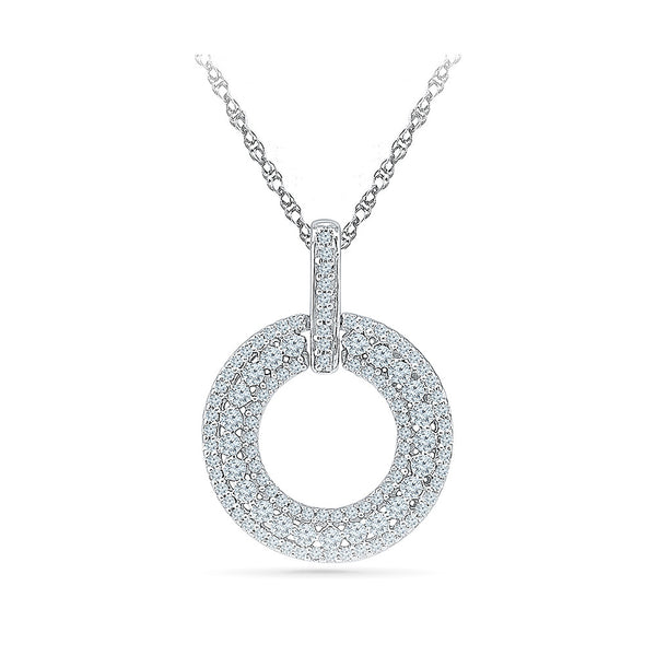 Party Paradise  Diamond Pendant in 14k and 18k Gold online for women