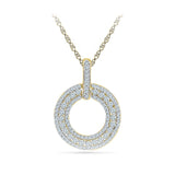 Party Paradise Diamond Pendant
