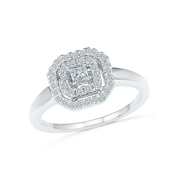 Exotic Sheen Everyday Diamond Ring