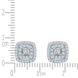Spry Diamond Studs