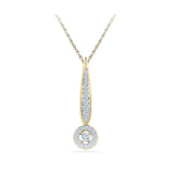 Timeless Elegance Diamond Pendant