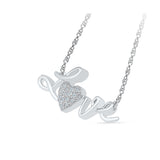 Love & Lustre Diamond Necklace