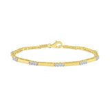 Enchanting Glamour Diamond Bracelet