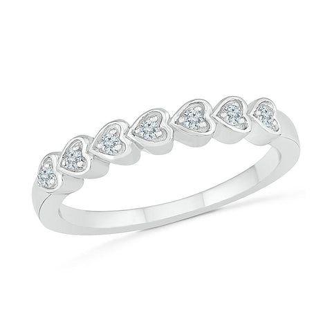 Spread Love Heart Ring