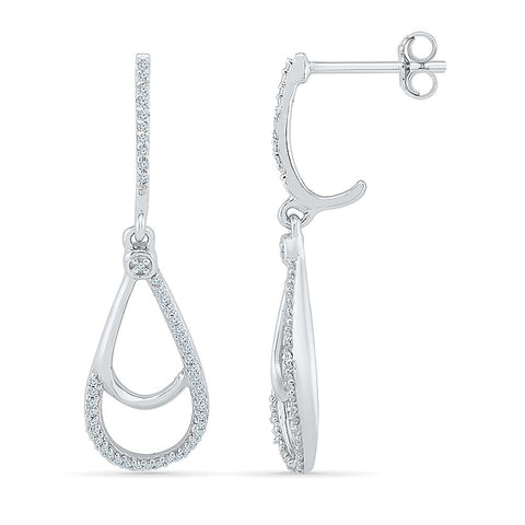 Exceptionally arresting Dangle Earrings
