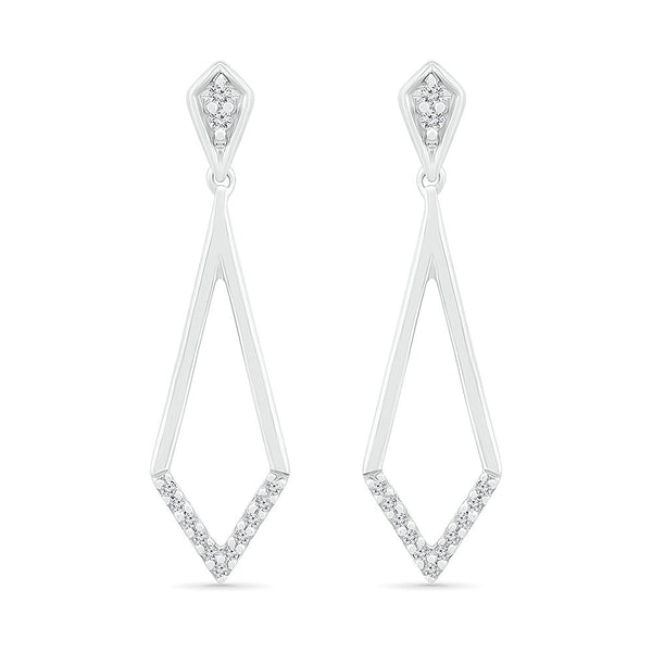 Characteristic Drop Earrings