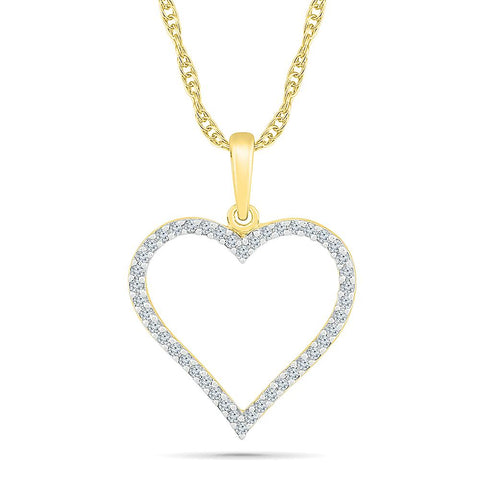 Symbol of Love Heart Pendant