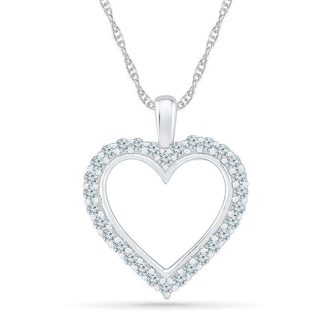 Irresistibly Beautiful Heart Pendant