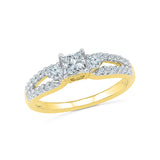 Insta Allure Diamond Engagement Ring