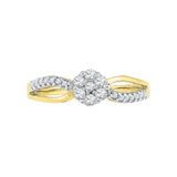 Eternal Vow Diamond Engagement Ring