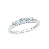 Flawless Five Everyday Diamond Ring