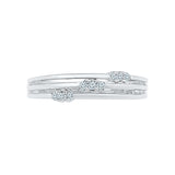 Three Forever Everyday Diamond Ring
