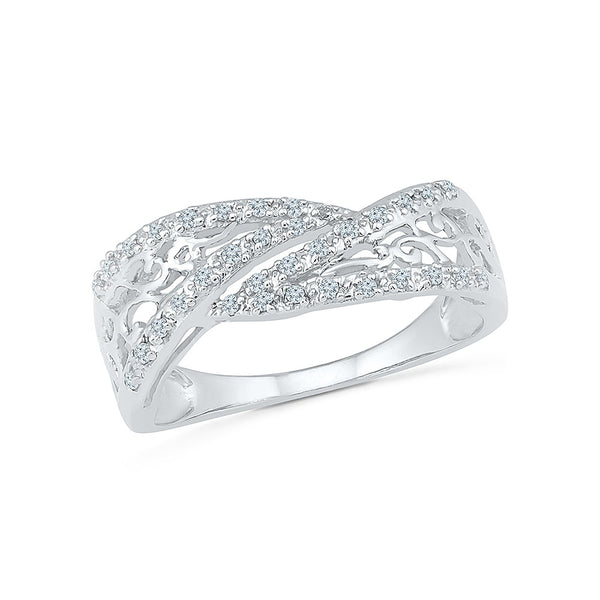 Halo Frame Designer  Diamond Cocktail Ring