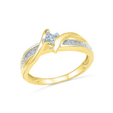 Stone Sparkle Everyday Diamond Ring