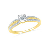 Sumptous Sparkle Everyday Diamond Ring
