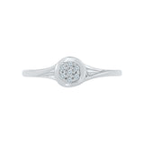Classic Everyday Diamond Ring