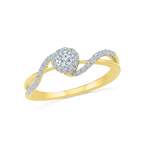 Deluxe Engagement Band Ring
