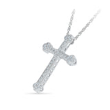 The Vintage Cross Pendant