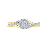 Dreams Come True Diamond Engagement Ring