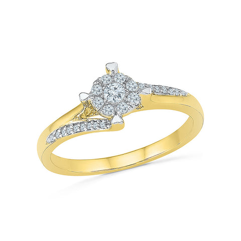 Eternal Dance Diamond Ring