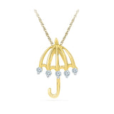 Monsoon Favorite Diamond Pendant
