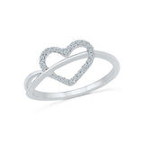 Silver Everyday Casual Ring