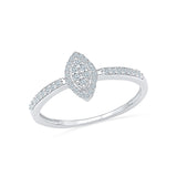 14kt / 18kt white and yellow gold Touch of Class diamond Ring for women online in PRONG setting