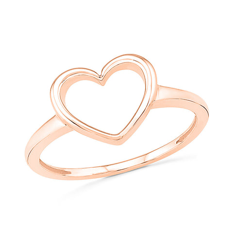 Angel Love Gold Ring