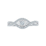 Her Highness Diamond Engagement Ring