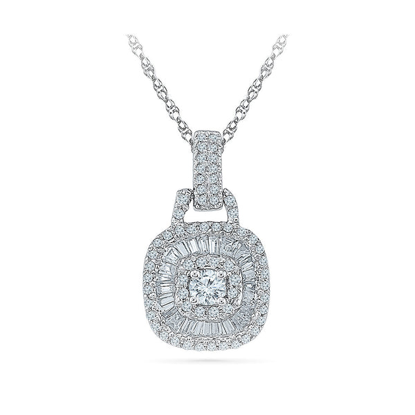 Catch the Sunbeams Diamond Pendant in 14k and 18k Gold online for women