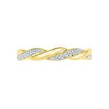 The Designer Rope Diamond Ring