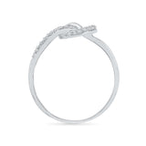 Best Friends Knot Diamond Ring