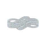 Royal Affair Diamond Cocktail Ring