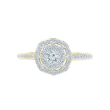Sunshine Setter Diamond Cocktail Ring