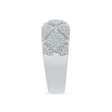 Dazzle Me Diamond Cocktail Ring