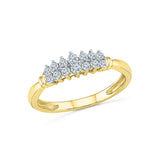 Zen Everyday Diamond Ring
