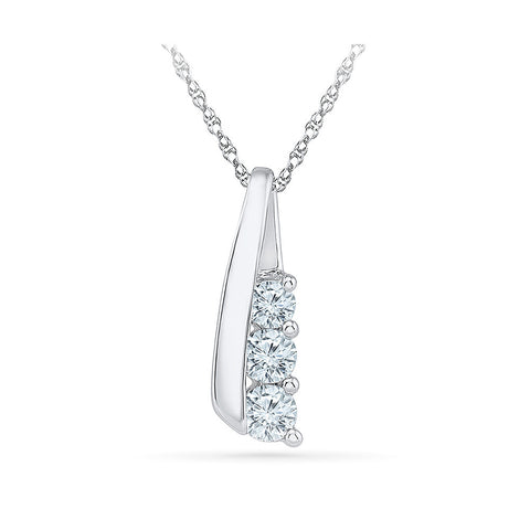 Glam it Up Diamond Pendant