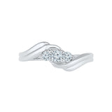 Radiance Everyday 3 Stone Diamond Ring