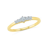 Flicker Everyday Diamond Ring