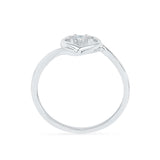Heart Bling Everyday Diamond Ring