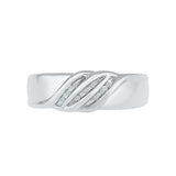 Dapper Style Diamond Ring For Men
