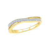 Deluxe Diamond Band Ring