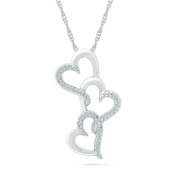 Celebration of Love Heart Pendant
