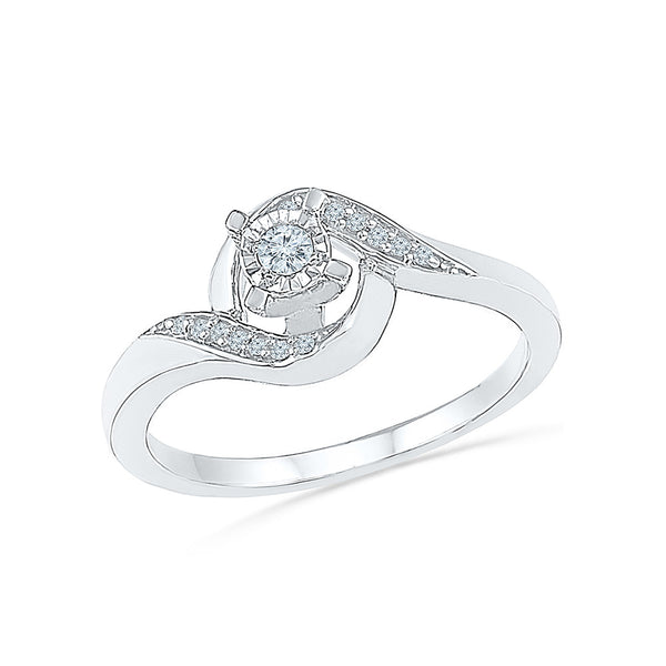 Ambrosial Diamond Engagement Ring - Radiant Bay